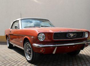 Ford Mustang Convertible GTCabrio – Emberglo