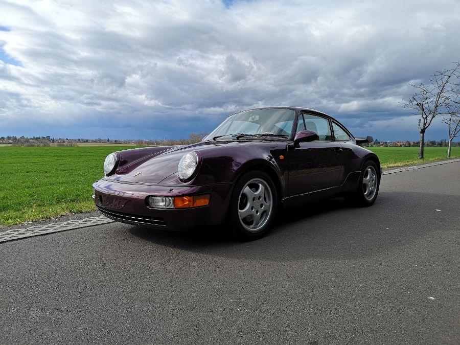 Porsche 911 Turbo WLS